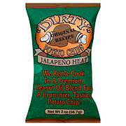 Dirty Original Recipe Jalapeno Heat Potato Chips