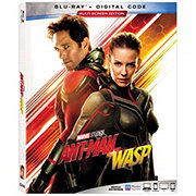 Disney Ant-Man & Wasp Blu-Ray