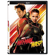 Disney Ant-Man & Wasp DVD