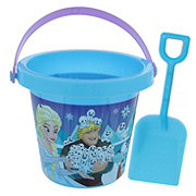 Disney Bucket with Shovel Assorted Characters