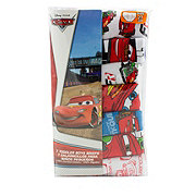 Disney Cars Boys Briefs 7 pk