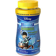Disney Complete Multi-vitamin Gummies Miles Tomorrowland