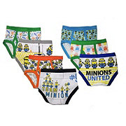Disney Despicable Me Underwear 7 pk