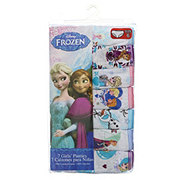 Disney Frozen Girl Underwear 7 pk