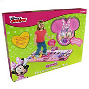 Disney Junior Electronic Music Mat Mickey/ Minnie Mouse, Characters May Vary