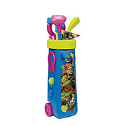 Disney Large Golf Caddy With 3 Clubs