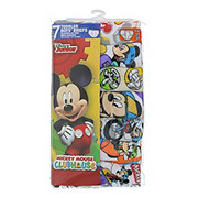 Disney Mickey Mouse Boy's Underwear 7 pk
