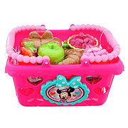 Disney Minnie Mouse Bowtastic Shopping Basket