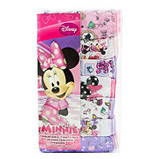 Disney Minnie Toddler Girls' Panties 7 pk