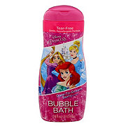 Disney Princess Bubble Bath