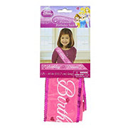 Disney Princess Sash for Parties
