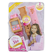 Disney Princess Style Light Up Play Watch, Assorted