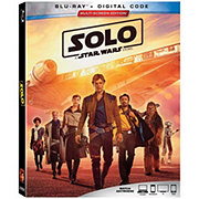 Disney Solo: Star Wars Blu-Ray & DVD