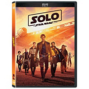 Disney Solo - Star wars DVD