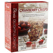 Diva Delights Cranberry Crisps