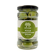 Divina Castelvetrano Pitted Olives