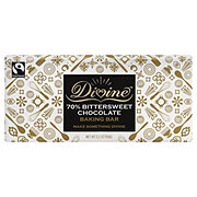 Divine Baking Bar, 70% Bittersweet Chocolate