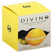 Divino Sorbet Filled Lemon