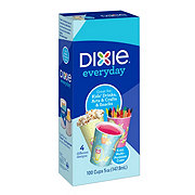 Dixie Everyday Printed Paper 5 oz Bath Cups