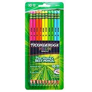 Dixon Ticonderoga Neon Sharp Pencils
