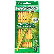 Dixon Ticonderoga Yellow Pencils