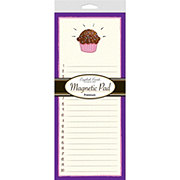 DMC Enterprise Magnetic Note Pad 80 Sheets