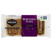 Doctor Kracker Robustica Flat Everything Flat Deli Crackers