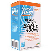 Doctor's Best Double Strength Sam-E 400 mg Tablets