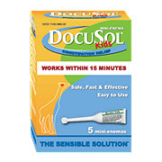 Docusol Kids Mini Enema