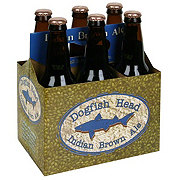 Dogfish Head Indian Brown Ale Beer 12 oz  Bottles