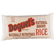 Doguet's Natural Brown Rice