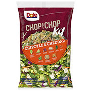 Dole Chipotle & Cheddar Chopped Salad Kit