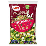 Dole Chopped BBQ Ranch Salad Kit