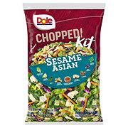 Dole Chopped Sesame Asian Salad Kit