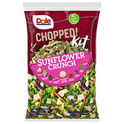 Dole Chopped Sunflower Crunch Salad Kit