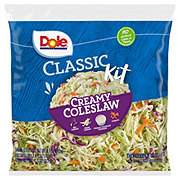 Dole Creamy Coleslaw Salad Kit