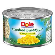 Dole Crushed Pineapple in 100% Juice