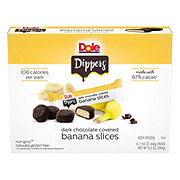 Dole Dippers Dark Chocolate Banana Dippers