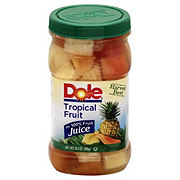 Dole Harvest Best Tropical Fruit In 100% Fruit Juices