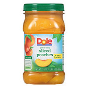 Dole Harvest Best Yellow Cling Sliced Peaches In 100% Fruit Juices