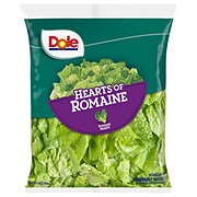 Dole Hearts of Romaine Salad Blend