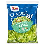 Dole Light Caesar Salad Kit