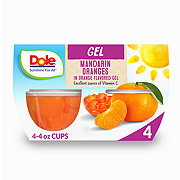 Dole Mandarins In Orange Gel
