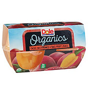 Dole Organics Diced Nectarines In 100% Fruit Juice