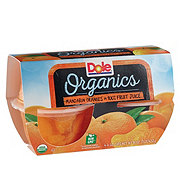 Dole Organics Mandarins In 100% Fruit Juice