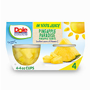 Dole Pineapple Tidbits In 100% Pineapple Juice