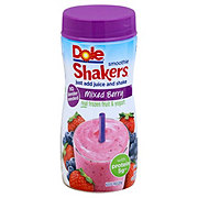 Dole Shakers Mixed Berry Smoothie