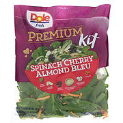 Dole Spinach Cherry Almond Bleu Salad Kit