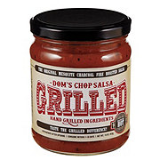 Dom's Chop Salsa Grilled Hot