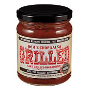 Dom's Chop Salsa Medium Grilled Salsa